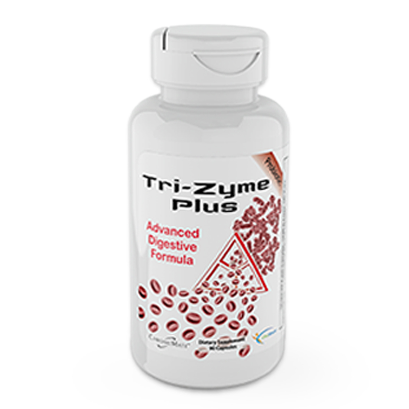 Bottle of Try-Zyme Plus